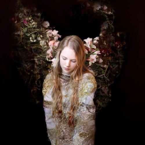 Bloemengeur Engel